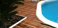 Installation de piscine sur mesure - S&C Construction