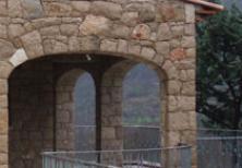 Revêtement parement, mur en pierre Monaco